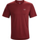 Arc'teryx Ether Crew SS Shirt Men Pompeii